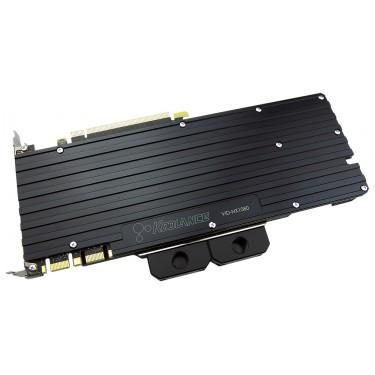 Back Plate for VID-NX1080 Water Blocks (NVIDIA GeForce GTX 1070, GTX 1080 Video Card)
