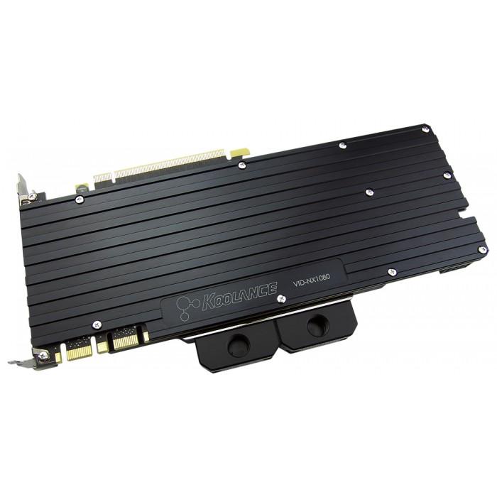 Back Plate for VID-NX1080 Water Blocks (NVIDIA GeForce GTX