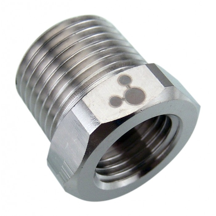 Threading Adapter Npt 38 Male To G 14 Female