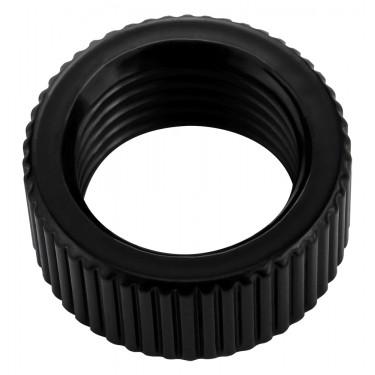 Fitting Coupling Adapter, *Black* Female-Female, G 1/4 BSPP