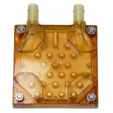 CPU-100 Water Block (AMD/Intel Processor) [06mm, 1/4in]