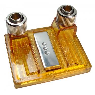 CPU-300-V10 Water Block (AMD/Intel Processor) [10mm, 3/8in ID]
