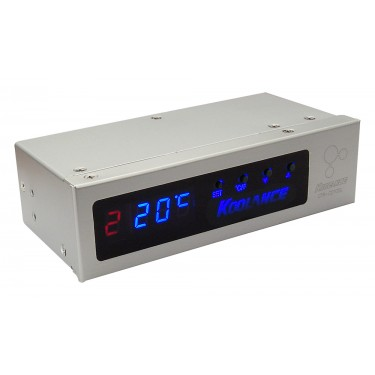 CTR-CD10SL Pump & Fan Controller With Display, Silver