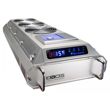 EX2-1050SL (Exos-2.5) Liquid Cooling System, Silver