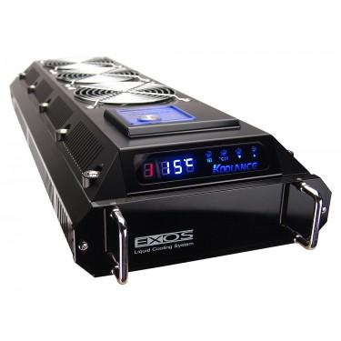 EX2-1050BK (Exos-2.5) Liquid Cooling System, Black