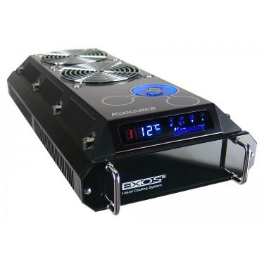 EX2-750BK-V2 (Exos-2 V2) Liquid Cooling System, Black