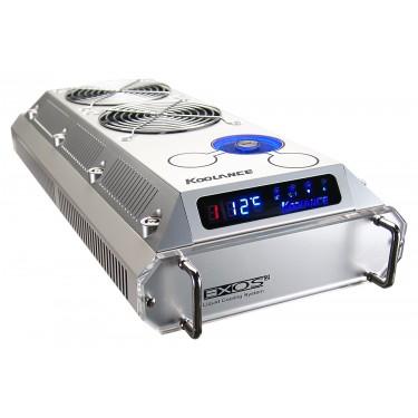 EX2-750SL-V2 (Exos-2 V2) Liquid Cooling System, Silver