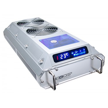 EX2-750SL (Exos-2) Liquid Cooling System, Silver [10mm, 3/8in]