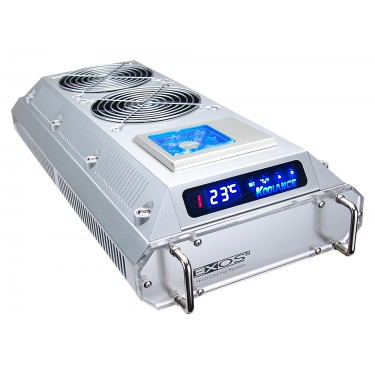 EX2-752SL (Exos-2 LX) Liquid Cooling System, Silver
