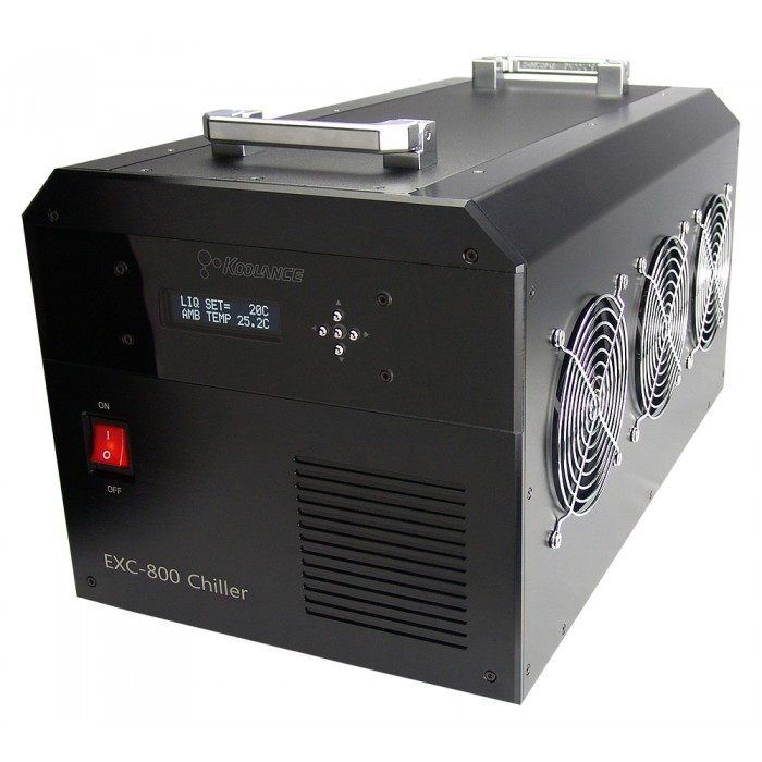 exc 800 portable 800w recirculating liquid chiller rh koolance com Wiring Diagram Training Furnace Wiring Diagram
