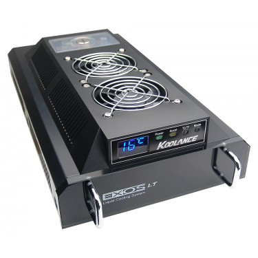 EXT-400BK (Exos-LT) Liquid Cooling System, Black [06mm, 1/4in ID]