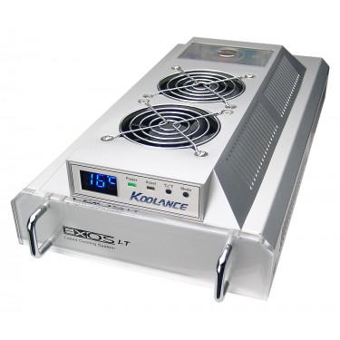 EXT-400SL (Exos-LT) Liquid Cooling System, Silver [06mm, 1/4in]