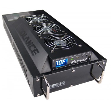 EXT-A01 (Exos) Liquid Cooling System, Black [06mm, 1/4in]