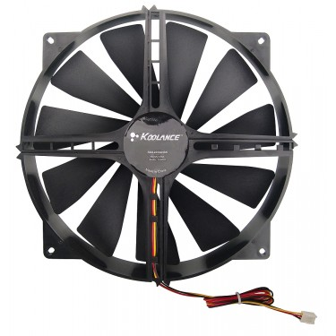 Fan, 220x30mm, 41CFM