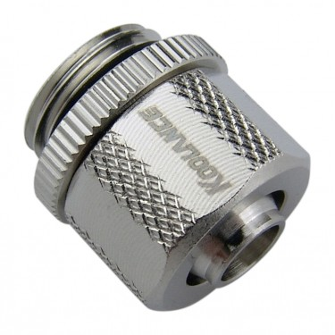 Compression Fitting for 06mm x 10mm (1/4in x 3/8in), G 1/4 BSPP