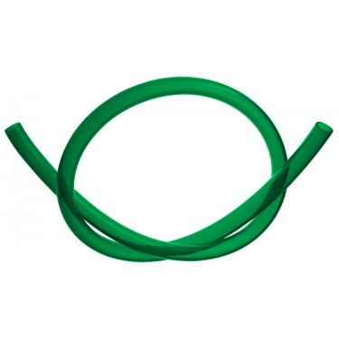 Tubing, PVC Green, Dia: 10mm x 13mm (3/8in x 1/2in), Ea: 305mm (1ft)