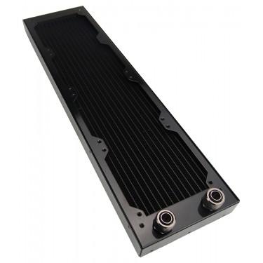 Radiator, 4x120mm 18-FPI Aluminum