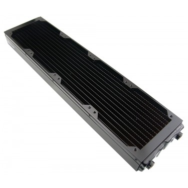 Radiator, 4x120mm 11-FPI Copper