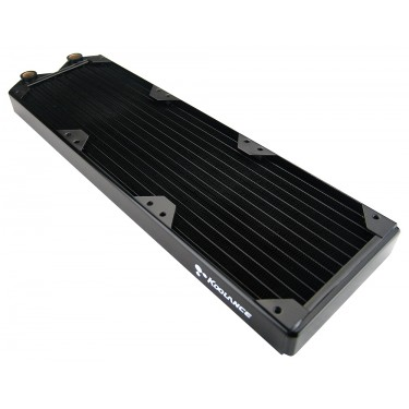 Radiator, 3x120mm 30-FPI Copper