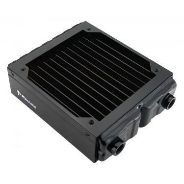 Radiator, 1x120mm 20-FPI Copper