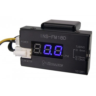 INS-FM18D Coolant Flow Meter with Display