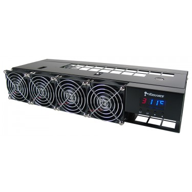 INX-2U Rack Liquid Cooling System [6mm, 1/4in]