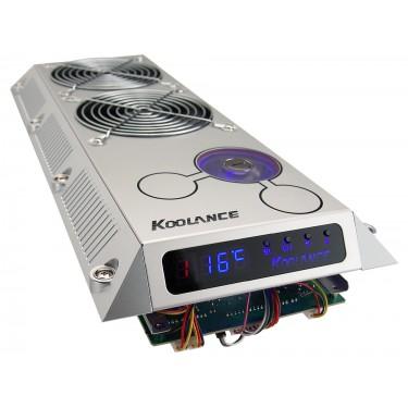 INX-720SL-V2 Liquid Cooling System, Silver V2 [10mm, 3/8in ID]
