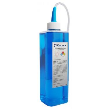 Koolance 702 Liquid Coolant, High-Performance, UV Blue, 700ml (24 fl oz)