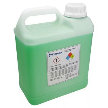Koolance 702 Liquid Coolant, High-Performance, UV Green, 5000ml (169 fl oz)