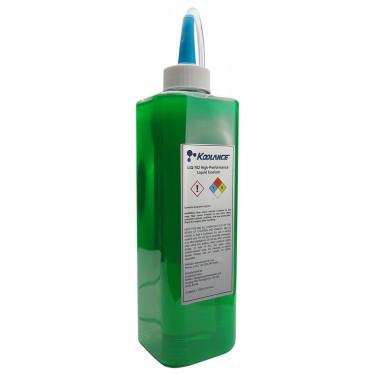 Koolance 702 Liquid Coolant, High-Performance, UV Green, 700ml (24 fl oz)