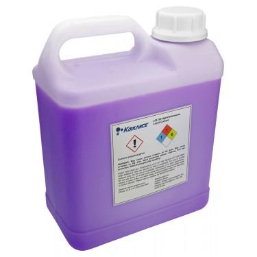 Koolance 702 Liquid Coolant, High-Performance, UV Purple, 5000ml (169 fl oz)
