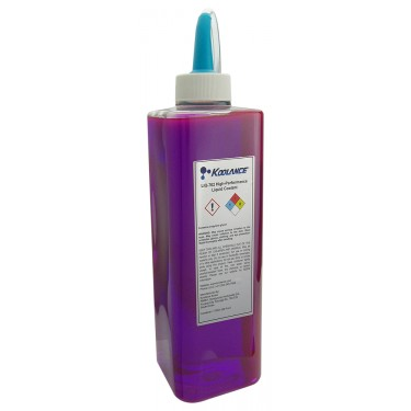 Koolance 702 Liquid Coolant, High-Performance, UV Purple, 700ml (24 fl oz)