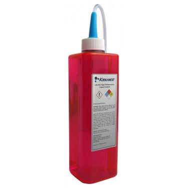 Koolance 702 Liquid Coolant, High-Performance, UV Red, 700ml (24 fl oz)