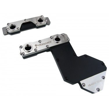 MB-ASR4E Water Block (ASUS Rampage IV Extreme Motherboard)