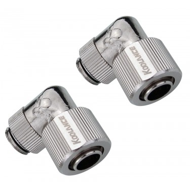 Fitting Pair, Swivel Angled for 10mm x 13mm (3/8in x 1/2in)