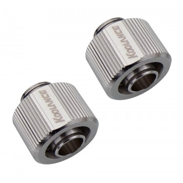 Fitting Pair, Compression for 10mm x 16mm (3/8in x 5/8in)
