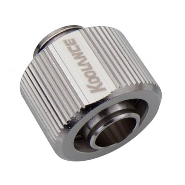 Compression Fitting for 10mm x 16mm (3/8in x 5/8in), G 1/4 BSPP