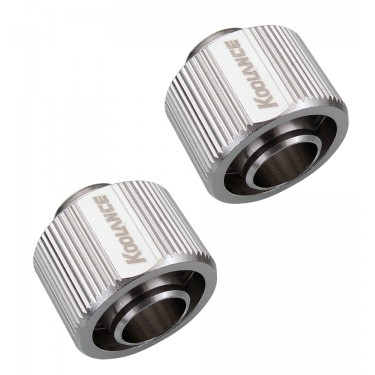 Fitting Pair, Compression for 13mm x 19mm (1/2in x 3/4in)
