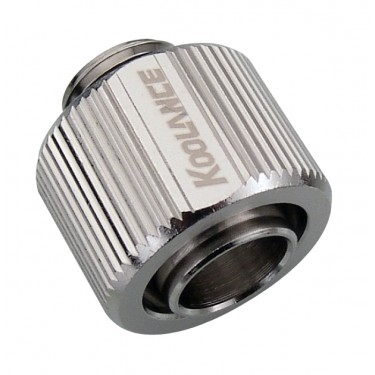 Compression Fitting for 13mm x 16mm (1/2in x 5/8in), G 1/4 BSPP