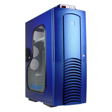 PC2-601BLW Liquid Cooling System, Blue [06mm, 1/4in]