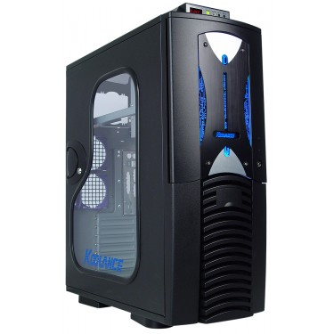 PC2-650BK Liquid Cooling System, Black [06mm, 1/4in]