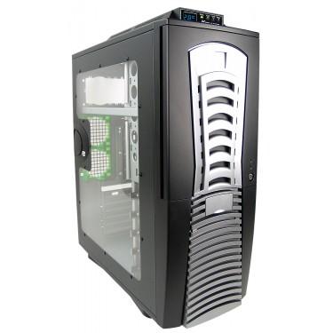 PC3-410BK Liquid Cooling System, Black [06mm, 1/4in]