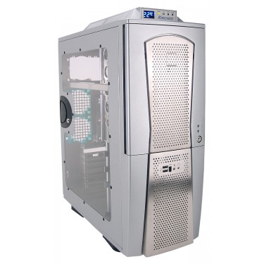 PC3-420SL Liquid Cooling System, Silver [06mm, 1/4in]