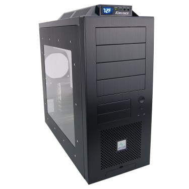PC3-426BK Liquid Cooling System, Black [06mm, 1/4in]