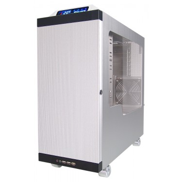 PC3-724SL Liquid Cooling System, Silver [10mm, 3/8in ID]