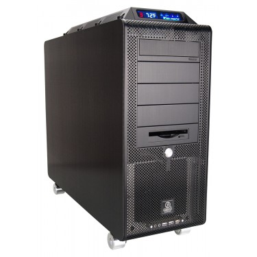 PC3-726BK Liquid Cooling System, Black [10mm, 3/8in ID]