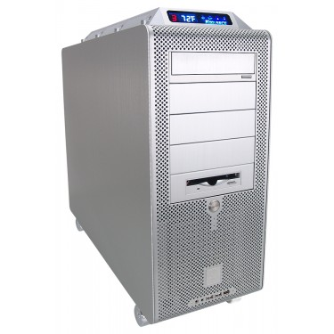 PC3-726SL Liquid Cooling System, Silver [10mm, 3/8in ID]