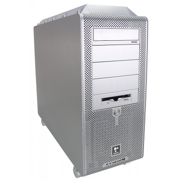 PC5-1326SL Liquid Cooling System, Silver [no nozzles or pump]
