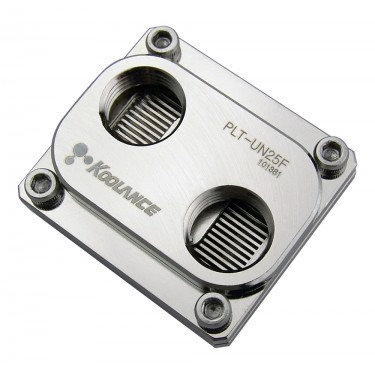 PLT-UN25F Cold Plate, 25mm x 25mm (0.98in x 0.98in)