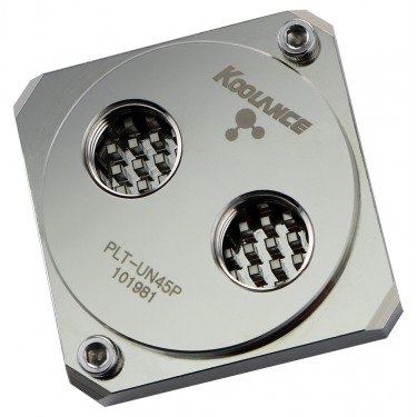 PLT-UN45P Cold Plate, 45mm x 45mm (1.8in x 1.8in)